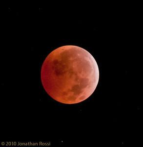 Lunar Eclipse - December 2010