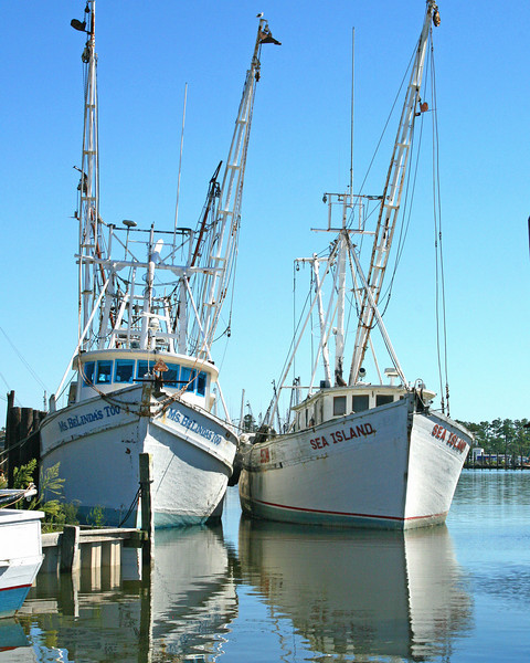 Shrimp Boats 199
