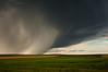 Storm Chase.  North of Billings, MT