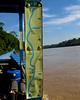 Tambopata river trip map