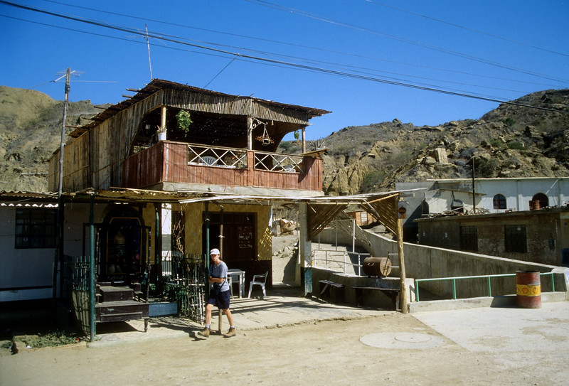 The best restaurant in Cabo Blanco