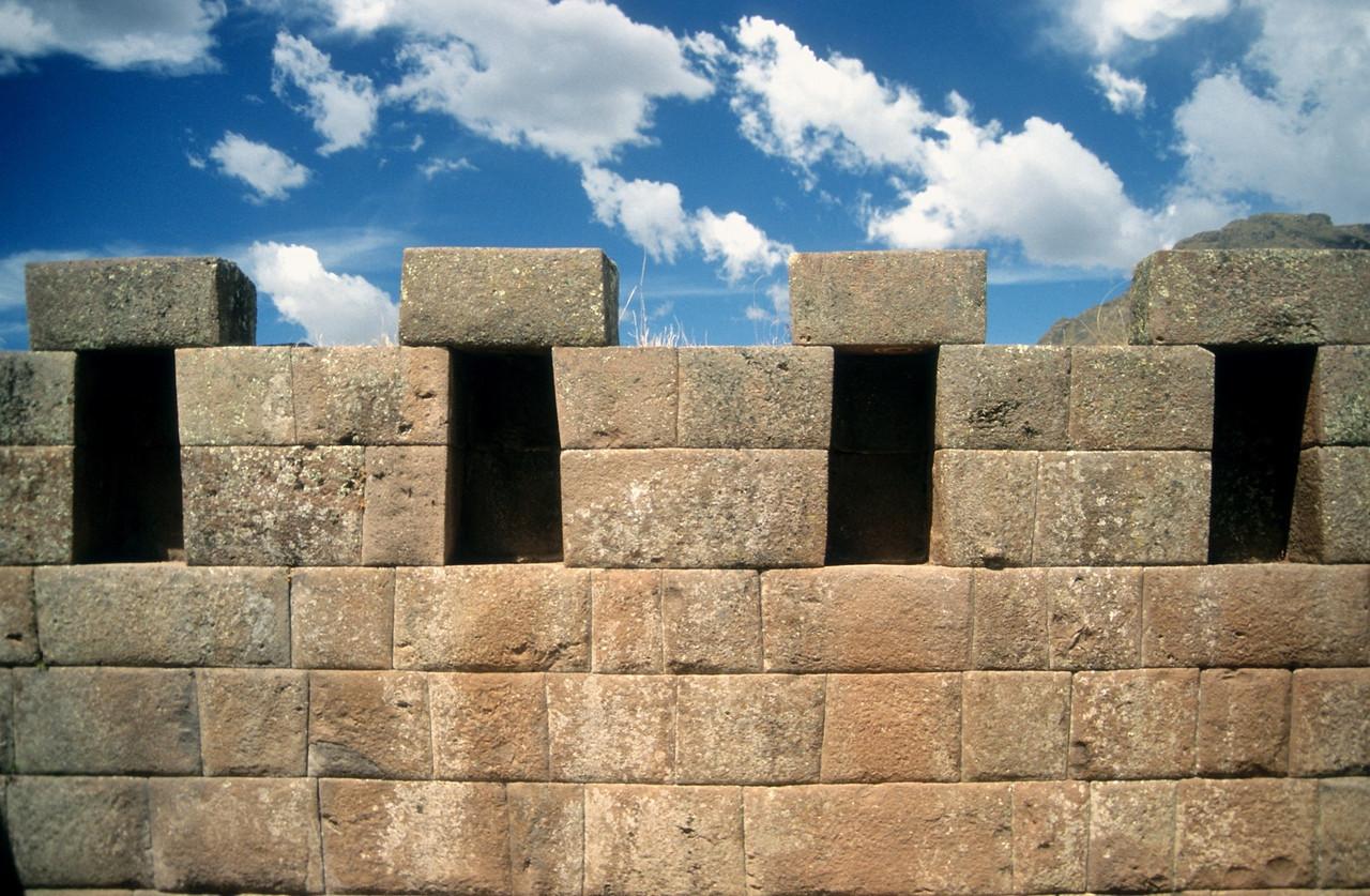 Inca geometry