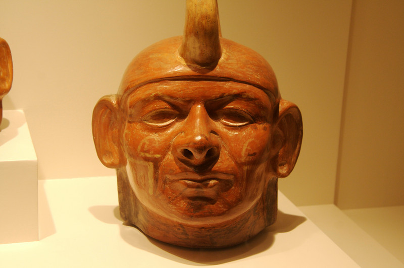 Artwork from pre-inca civilization