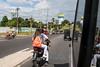Iquitos Road scene