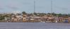 Panorama of downtown area of Nauta