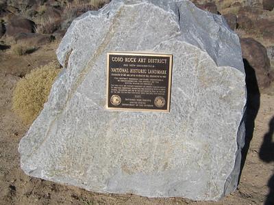 Ridgecrest Petroglyphs 12-2008