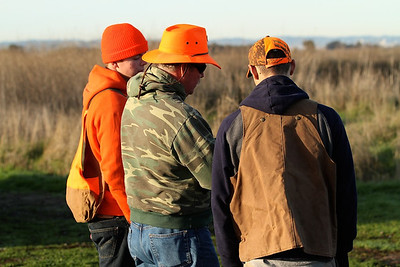 Birds Landing pheasant hunt Dec 2012