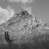 Pinnacle Peak 9-22-10 BW