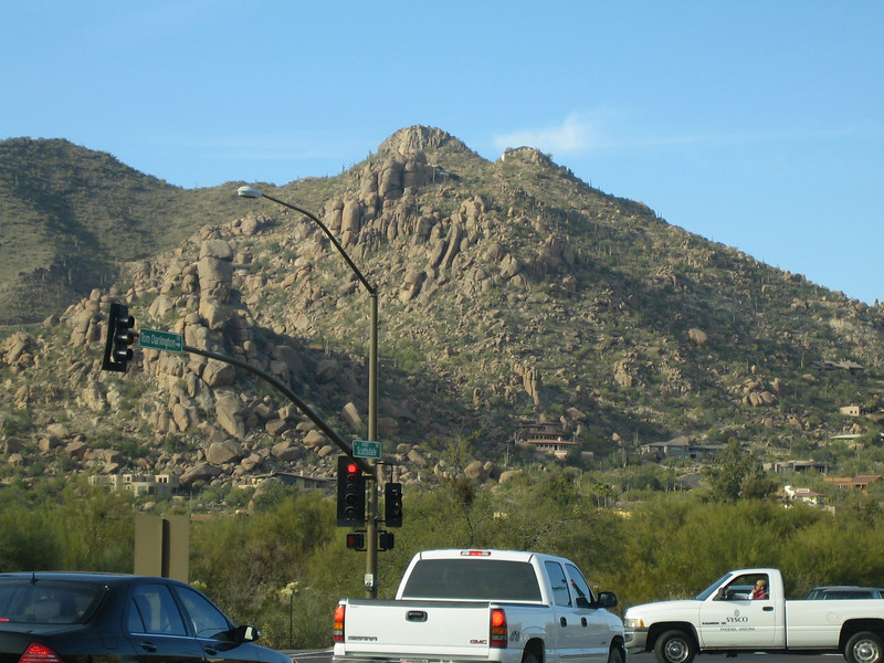2006 - Black Mountain in Carefree