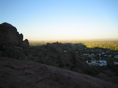 Phoenix Camelback Mountain
