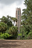 Bok Tower Gardens - This photo of Bok Tower was taken in front of the reflection pond.