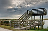 • Observation Tower at the Viera Wetlands<br /> • Post HDR