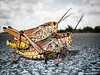 • Location - Loxahatchee National Wildlife Refuge<br /> • Pair of Lubber Grasshopper
