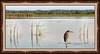 • Location - Dan's Click Ponds<br /> • A creative landscape scene with a frame around it