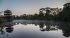 • Gatorland - Breeding Marsh Area<br /> • Morning dew at sunrise