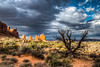 Location - Arches National Park