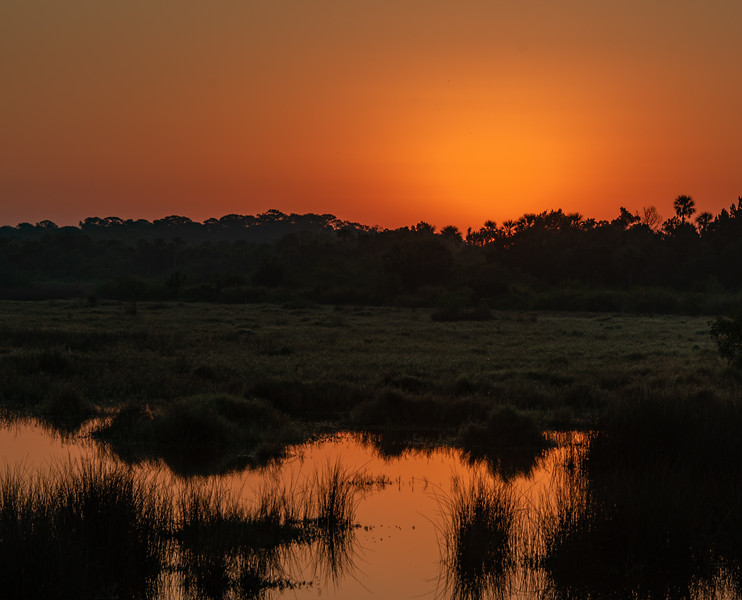 Location - Merritt Island National Wildlife Refuge