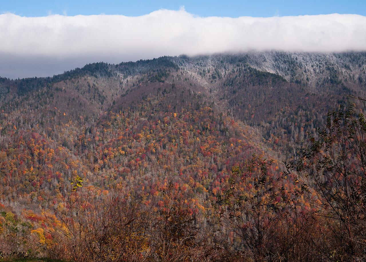 Smoky Mountains overlook