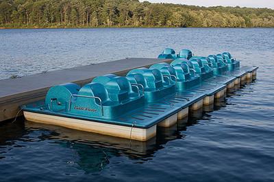 Pine Run Park Paddle Boat Rentals