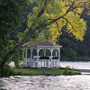 Gazebo, Piney Run Lake