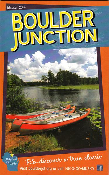 Boulder Jct  Visitors Guide