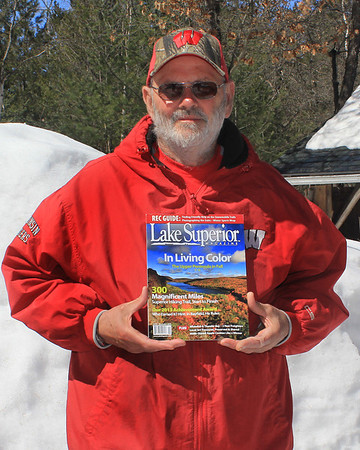 Lake Superior Magazine Cover Oct  & Nov  2013