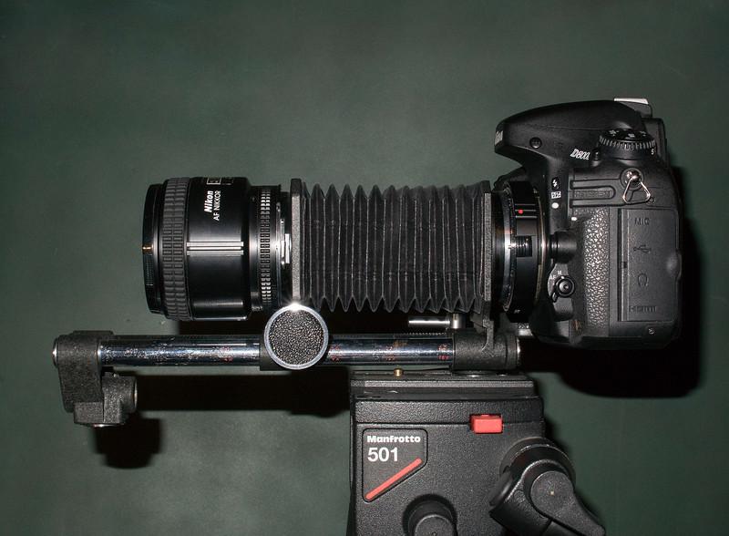 Nikon Bellows Focusing Attachment Model II (FOR F)