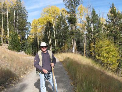 Pika Hike - Oct. 2009