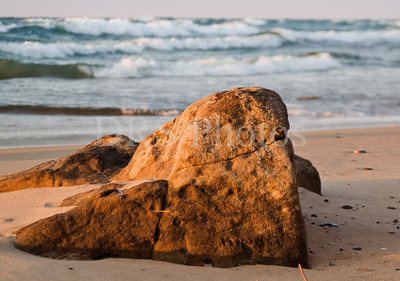 Part of 12 Mile Beach - Fall 2008