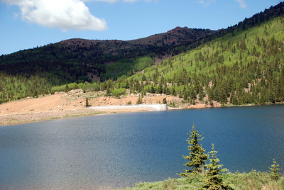Mason Reservoir and Dam