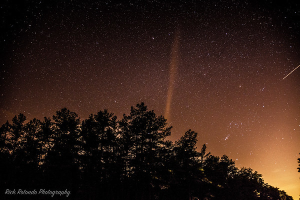 Pine Barrens - Wharton State Forest - Astrophotography - 3-29-17