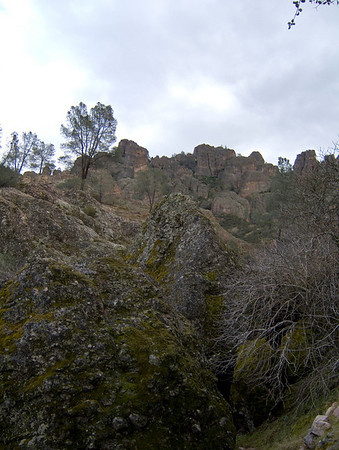 Pinnacles Monument 2006