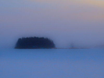 Lappajärven talvi - Lappajärvi Winter