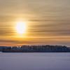 Mahnalanselka sunset