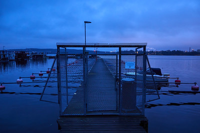 Blue Morning 1