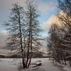 Pyhajarvi winterview