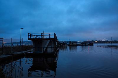 Blue Morning 3 Sauna Boats