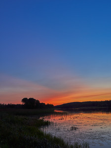 Political sunset