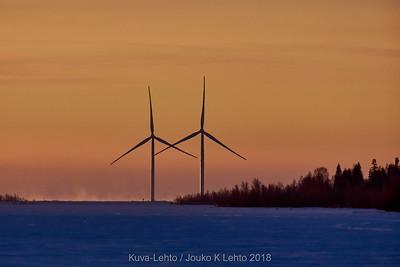 Windmills sync