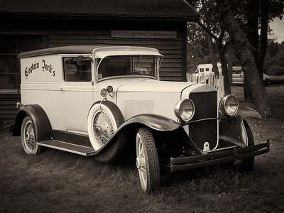 Captain Jacks car