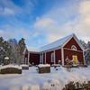 Tottijarvi church