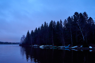 Blue Morning  Rantaperkio