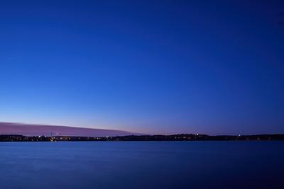 Nokia city by night