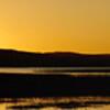 Golden light panorama