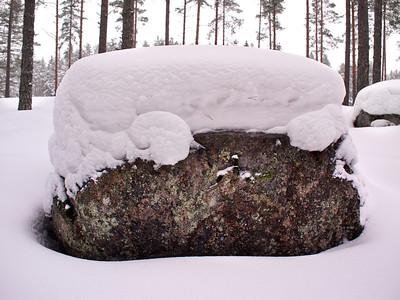 Talvimaisemia - Winter views