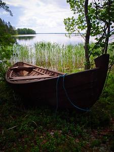 Savonian Roving boat