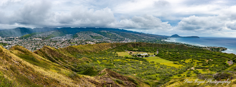 Diamond Head Crator, Oahu Hawaii