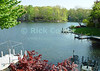 Lake Thoreau, Reston, Virgina, USA.  © Rick Collier<br /> <br /> <br /> <br /> Lake Thoreau Reston Virginia USA spring growth new relaxation relaxing calm