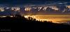 Sunset over Mt. Bullion<br /> <br /> 17 October 2010<br /> Mariposa, CA