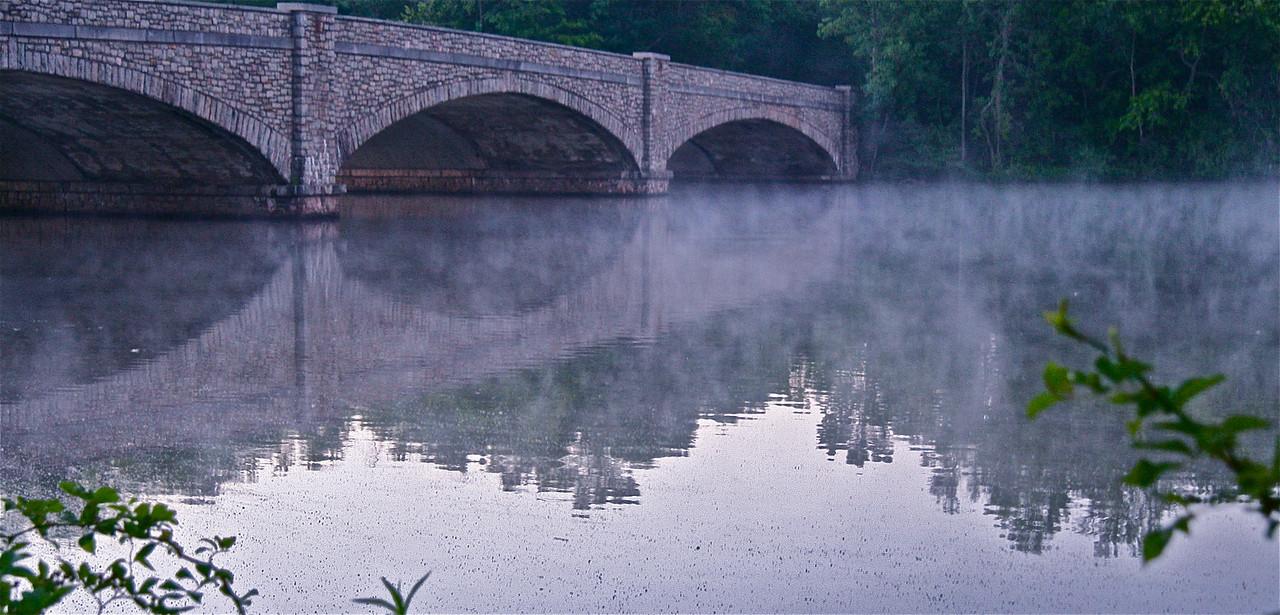 Carnegie Lake Washington Street bridge
